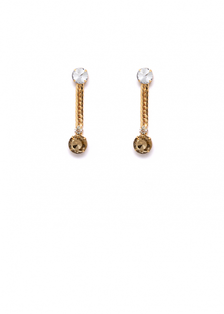 IOLANDA TOPAZ EARRINGS