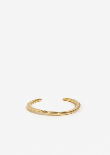 OPEN GOLD THIN CUFF