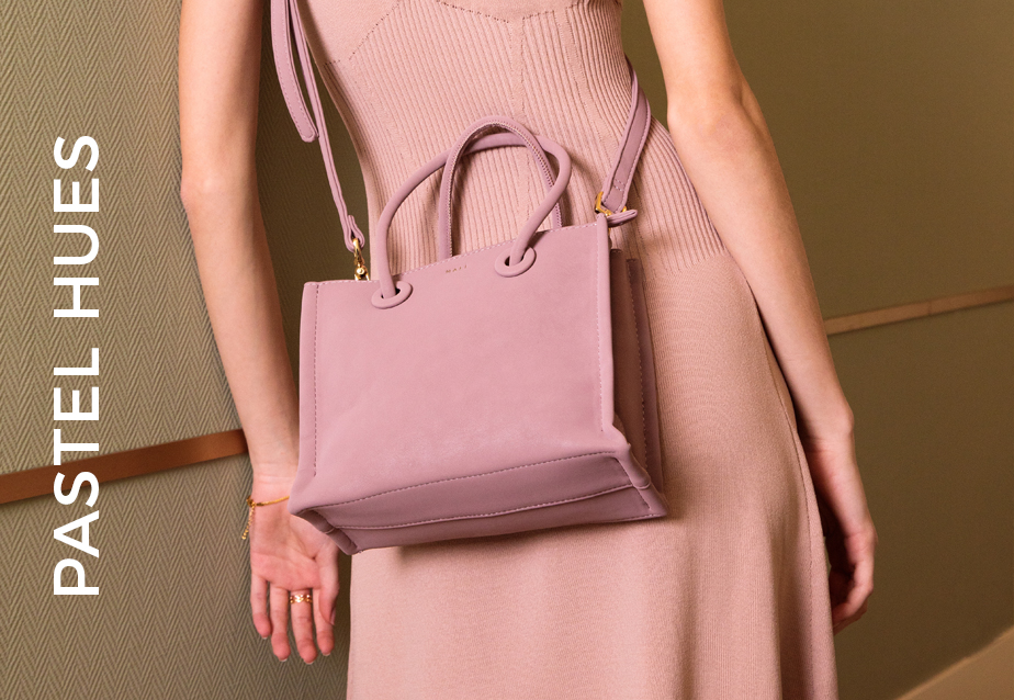 MIRIANA MAUVE BAG